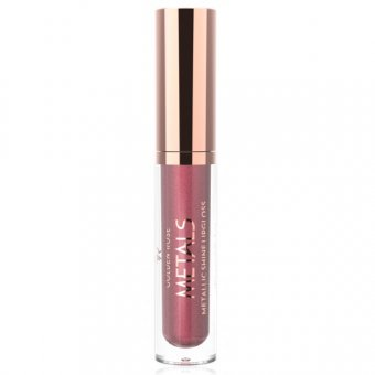 Golden Rose Metals Shine Lipgloss Metallic 4.5 ml nuanta 04 Rose Copper