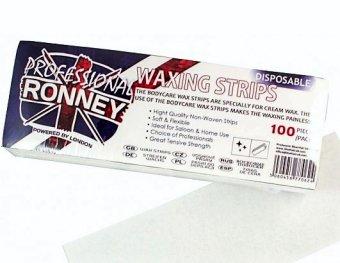 Benzi epilatoare Ronney 100 buc imagine produs