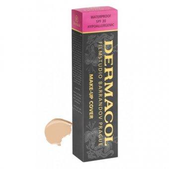 Fond de ten Dermacol make-up Cover 30 g nuanta 211 ( Light cool complexion ) imagine produs
