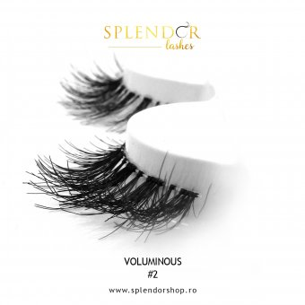 Gene false banda 3D Splendor Lashes Voluminous #2