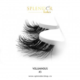 Gene false banda 3D Splendor Lashes Voluminous #3