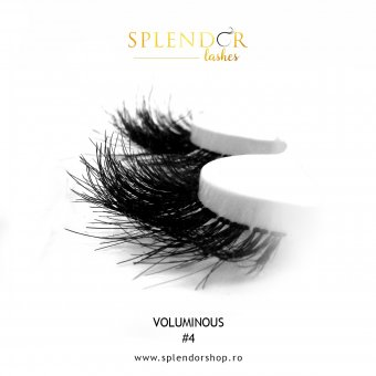Gene false banda 3D Splendor Lashes Voluminous #4