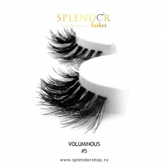 Gene false banda 3D Splendor Lashes Voluminous #5