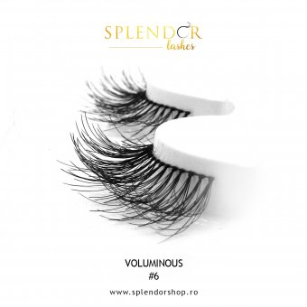 Gene false banda 3D Splendor Lashes Voluminous #6