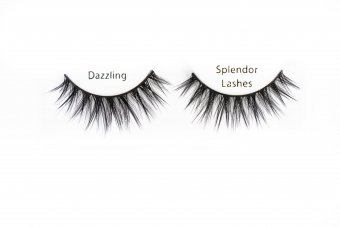 Gene false banda Faux Mink Dazzling Splendor Lashes