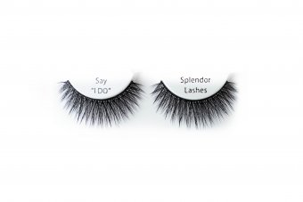 Gene false banda Faux Mink Say I DO Splendor Lashes