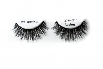 Gene false banda Faux Mink Whispering Splendor Lashes