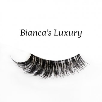 Gene false banda par natural Splendor Lashes Bianca's Luxury