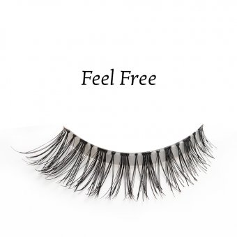 Gene false banda par natural Splendor Lashes Feel Free