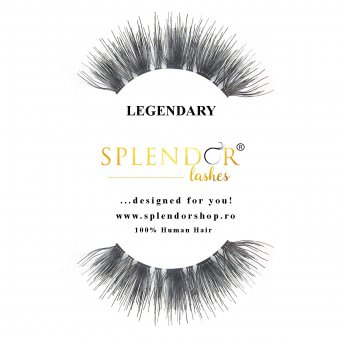 Gene false banda par natural Splendor Lashes Legendary