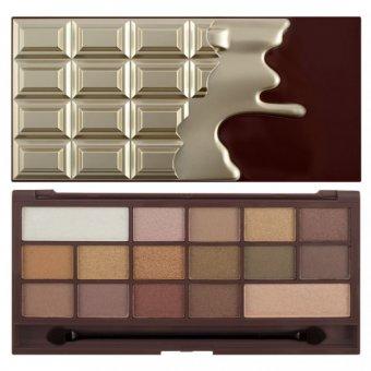 Paleta farduri I Heart Makeup Golden Bar 22 g imagine produs