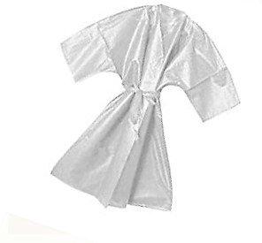Kimono unica folosinta Alb 140 x 110 cm 1 buc imagine produs