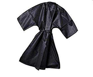 Kimono unica folosinta Negru 140 x 110 cm 1 buc imagine produs