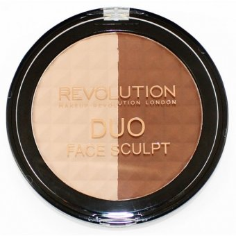 Makeup Revolution Duo Face Sculpt 15 g imagine produs