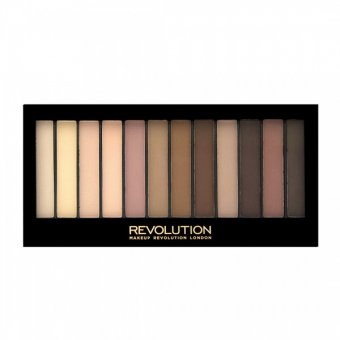 Makeup Revolution Essential Mattes 2 cu 12 nuante imagine produs