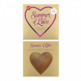 Makeup Revolution I Heart Makeup Hot Summer of Love 10 g imagine produs