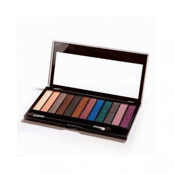 Paleta farduri Makeup Revolution Redemption Hot Smoked 14 g imagine produs