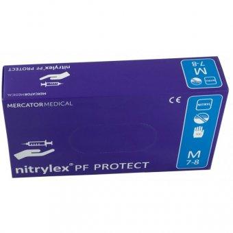 Nitrylex manusi nitril 100 buc marimea M imagine produs