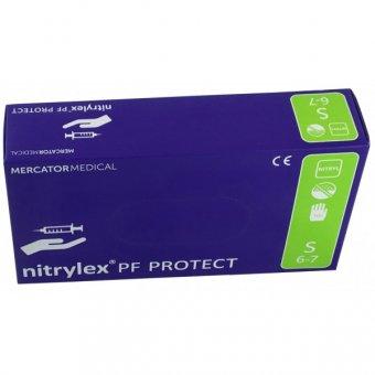 Nitrylex manusi nitril 100 buc marimea S imagine produs