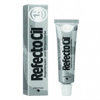 Vopsea gene si sprancene Refectocil Grafit 15 ml