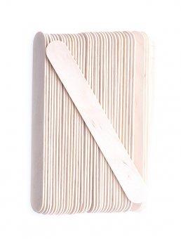 Spatule lemn aplicat ceara 100 buc Roial imagine produs
