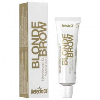 Vopsea gene si sprancene Refectocil Blonde Brow nr 0