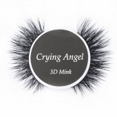 Gene false banda mink Crying Angel din par de nurca