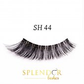 Gene false din par natural tip banda Splendor Lashes SH 44