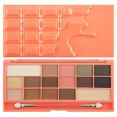 Paleta farduri I Heart Makeup Chocolate Peaches 22 g
