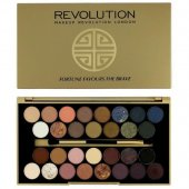 Paleta farduri Makeup Revolution Fortune Favours the Brave 30 nuante