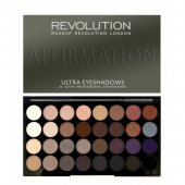 Paleta farduri Makeup Revolution Ultra Eyeshadows Affirmation 32 nuante
